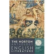 Norton Anthology of English Literature, The Major Authors (Ninth Edition) (Volume 1)