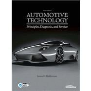 Automotive Technology: Principles, Diagnosis & Service Value Pack (includes NATEF Correlated Job Sheets & CDX Automotive Student Access)