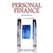 PERSONAL FINANCE & MYFINANCE STUDENT ACCESS CODE CARD, 4/e