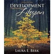 MyDevelopmentLab with E-Book Student Access Code Card for Development Through the Lifespan (standalone)