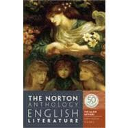 The Norton Anthology of English Literature, The Major Authors (Ninth Edition) (Volume 2)