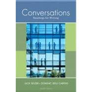 Conversations : Readings for Writing