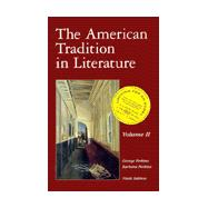 American Tradition in Literature Vol. 2 : With OLC Card