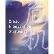 Crisis Intervention Strategies (with InfoTrac)
