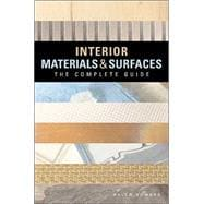 Interior Materials and Surfaces: The Complete Guide