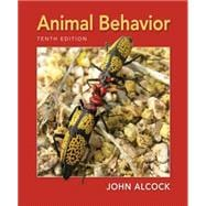 Animal Behavior: An Evolutionary Approach