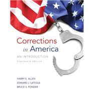Corrections in America An Introduction Plus MyCJLab with Pearson eText -- Access Card Package