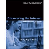 Discovering the Internet : Brief Concepts and Techniques