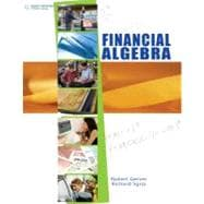 Financial Algebra, Student Edition