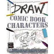 Draw Comic Book Characters