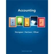 ACCOUNTING & NEW MYACCTGLAB W/ETEXT SAC PKG, 9/e