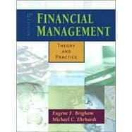 Financial Management/infotrac: Theory and Practice (Book with CD-ROM)
