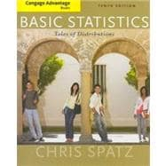 Cengage Advantage Books: Basic Statistics Tales of Distributions