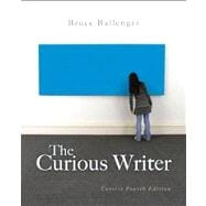 The Curious Writer Concise Edition Plus NEW MyCompLab -- Access Card Package