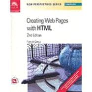 New Perspectives on Creating Web Pages with HTML Second Edition - Comprehensive