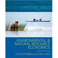 Environmental & Natural Resource Economics, 10/e