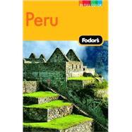 Fodor's Peru, 3rd Edition
