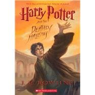 Harry Potter and the Deathly Hallows 9780545139700R