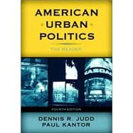American Urban Politics : The Reader