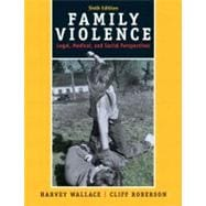 Family Violence : Legal, Medical, and Social Perspectives