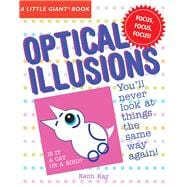 A Little Giant® Book: Optical Illusions