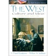 West : Culture and Ideas, Prentice Hall Portfolio Edition, Combined Volume