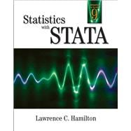 Statistics with STATA : Updated for Version 9