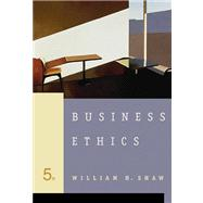 Business Ethics (with InfoTrac)