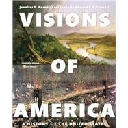 Visions of America A History of the United States, Combined Volume