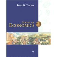 Survey of Economics (with Bind-In InfoTrac Printed Access Card)