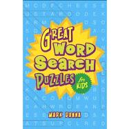 Great Word Search Puzzles For Kids