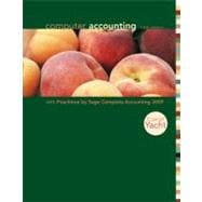 Computer Accounting with Peachtree Complete 2009, Release 16. 0 with CD-ROM