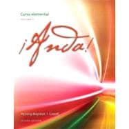 ¡Anda! Curso elemental, Volume 2
