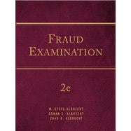 Fraud Examination Updated Printing