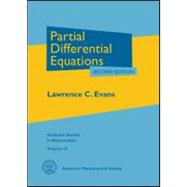 ISBN 9780821849743 product image for Partial Differential Equations | upcitemdb.com