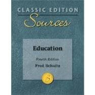 Classic Edition Sources: Education