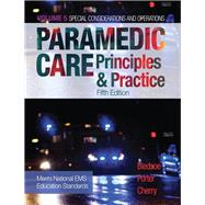 Paramedic Care Principles & Practice, Volume 5