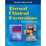 Virtual Clinical Excursions-Medical-Surgical for Lewis, Dirksen, Heitkemper, Bucher, and Camera: Medical-Surgical Nursing: Assessment and Management of Clinical Problems