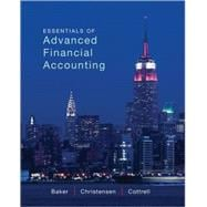 Essentials of Advanced Financial Accounting with Connect Plus Access Card