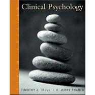 Clinical Psychology : Concepts, Methods, and Profession (with InfoTrac)