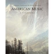 American Music: A Panorama, 4th Edition