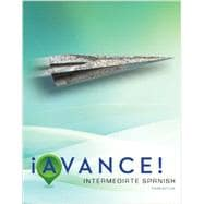 �Avance! Student Edition w/ Connect Access Card, 3/e