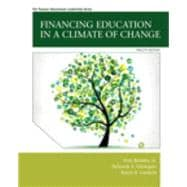 Financing Education in a Climate of Change