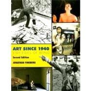 Art Since 1940 : Strategies of Being