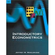 Introductory Econometrics A Modern Approach (with Economic Applications Online, Econometrics Data Sets with Solutions Manual Web Site Printed Access Card)
