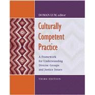 Culturally Competent Practice : A Framework for Understanding Diverse Groups and Justice Issues