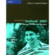 Microsoft Office Outlook 2007: Introductory Concepts and Techniques