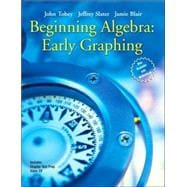 Beginning Algebra : Early Graphing