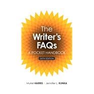 Writer's FAQs A Pocket Handbook, The,  Plus MyWritingLab without Pearson eText -- Access Card Package