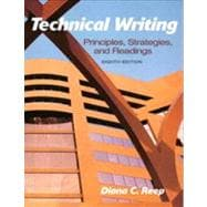 Technical Writing Principles, Strategies, and Readings with NEW MyTechCommLab  -- Access Card Package